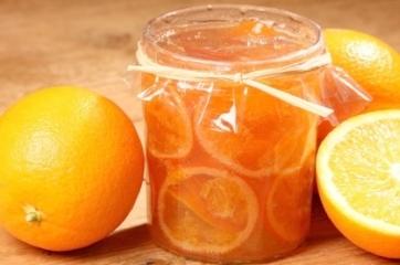 confiture orange docteur nature psyllium, confiture aux oranges