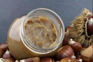 crème d emarrons, fondant au chocolat et crème de marrons, sans gluten, sans oeuf, psyllium, recettes, docteur nature