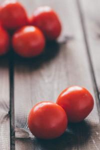tomates cerises, pizza végétarienne au psyllium, docteur nature