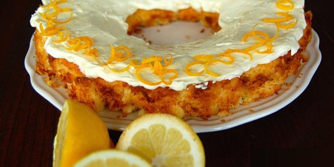 gateau-leger-citron-coco-psyllium-xylitol, gâteau léger