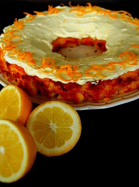 gateau-leger-citron-coco-psyllium, gâteau léger